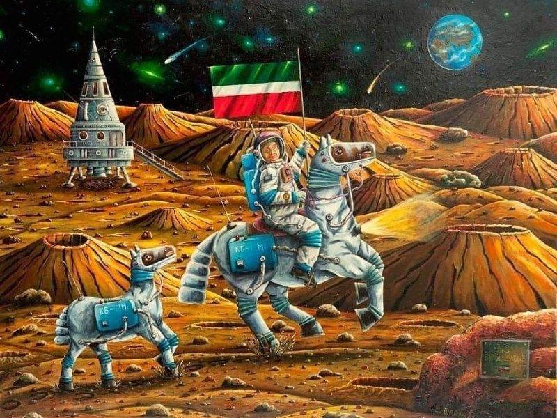 12 апрель. Космонавтика көне
