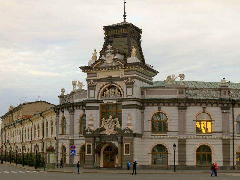 18 май. Халыкара музейлар көне