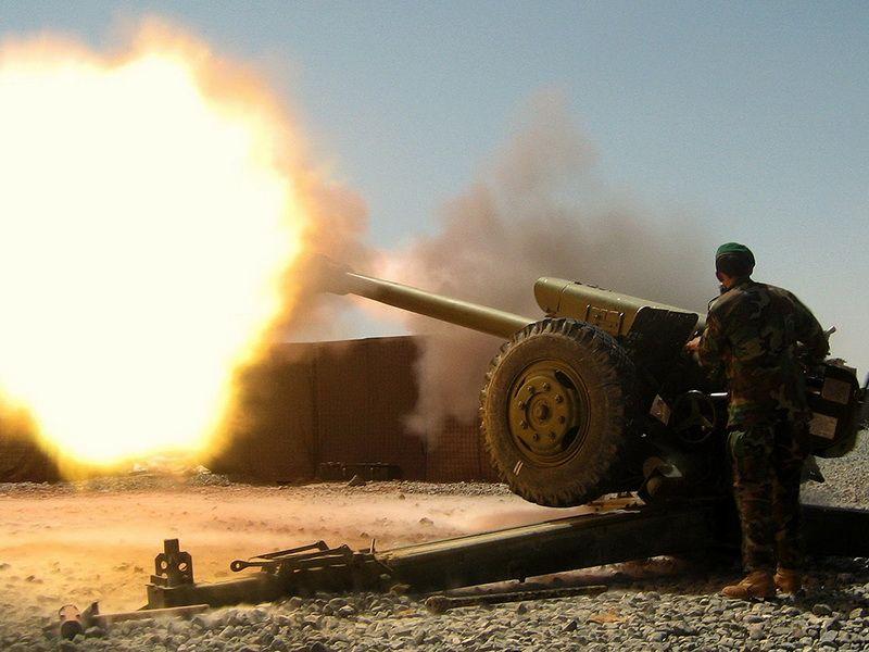 19 ноябрь. Ракета гаскәрләре һәм артиллерия көне