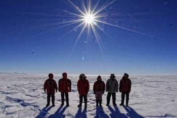 Антарктидада супермаркет бармы?